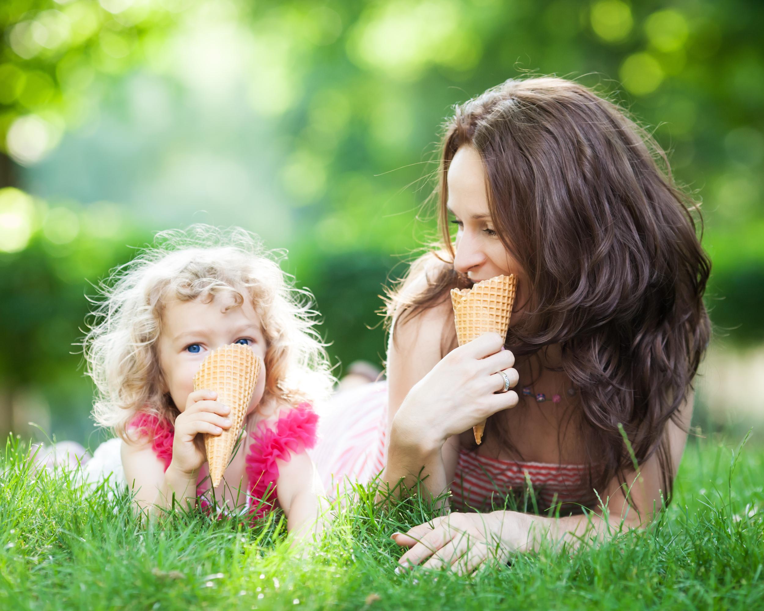 Реклама мамы с дочкой 13 фотография