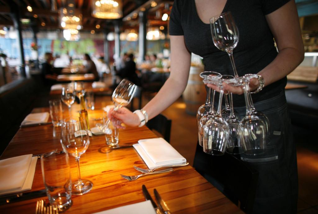 Fifteen Restaurant in Amsterdam
